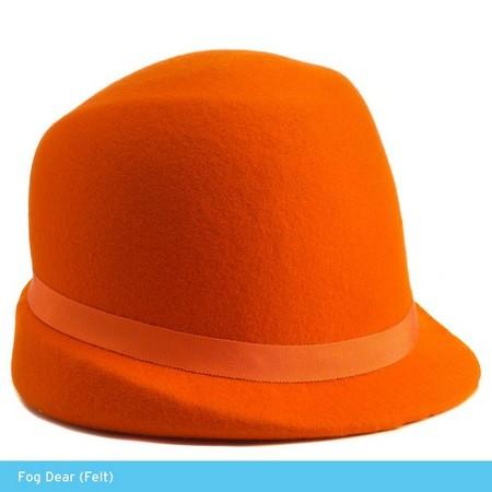 Фетровая шляпка от Mio - стильно, ярко и неповторимо — фото 10