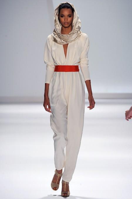Модные комбинезоны лета 2012 — фото 21