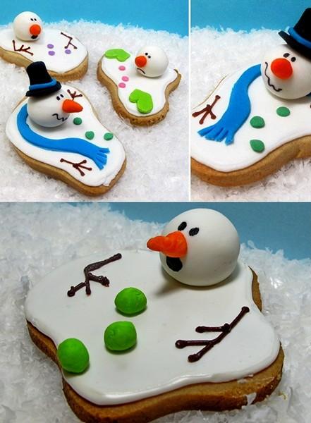 Невероятно красивые кексы