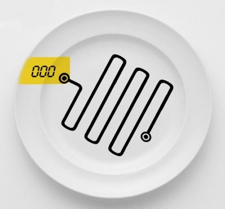 Для креативного обеда: подборка дизайнерских тарелок — фото 13