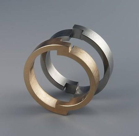 Кольца-трансформеры от Даниэля Шике — фото 3