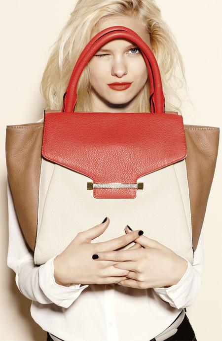 Модные сумки в стиле Color block - воплощение универсальности — фото 1