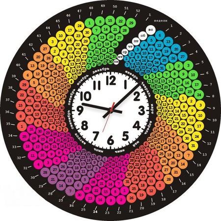 Спички, часы и жалюзи: самые необычные календари на 2013 год — фото 8