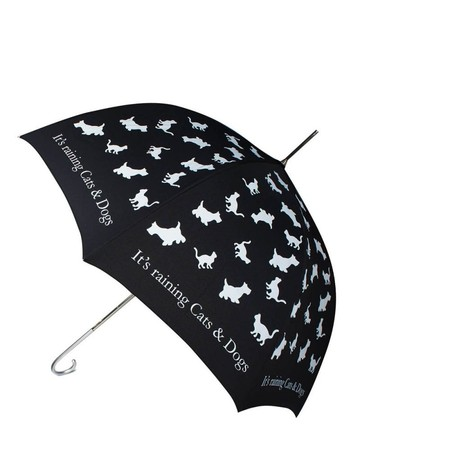 Нескучные зонты от  Moschino Cheap & Chic — фото 21