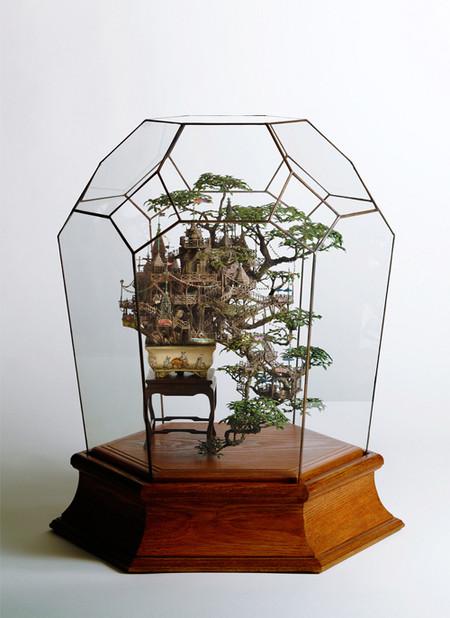 Бонсай от Таканори Аиба: восточное искусство миниатюрного сада, доведенное до совершенства. — фото 5