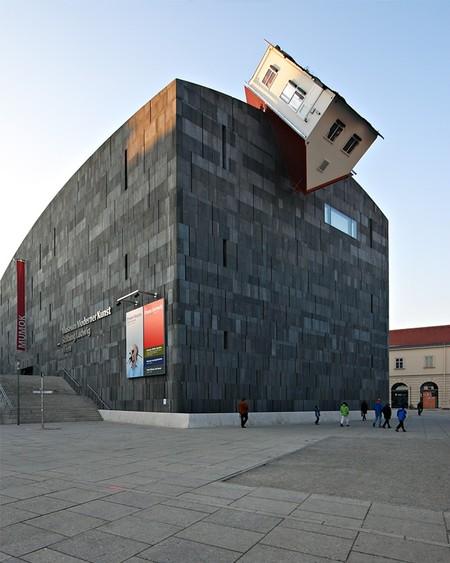 Атакующий Дом — Вена, Австрия