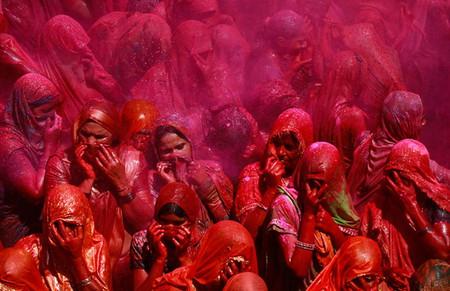 Фестиваль Красок Холи в Индии — фото 6