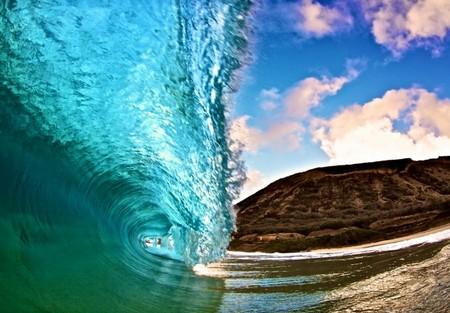 Фотографии Кенжи Кромана: в самом сердце океанской волны — фото 8