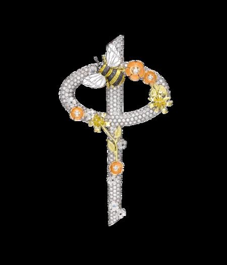 Оригинальный дизайн в драгоценном исполнении: украшения от Theo Fennell — фото 16