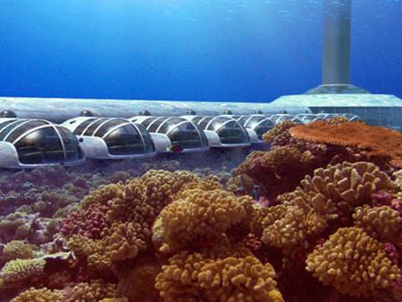 Уникальный подводный отель Poseidon Undersea Resort — фото 2