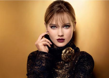 Образ из рекламной кампании коллекции Eclats du Soir от Chanel