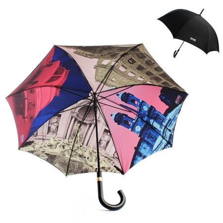 Нескучные зонты от  Moschino Cheap & Chic — фото 4
