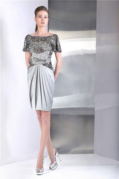 Коллекция вечерних и коктейльных платьев от Tony Ward — фото 26