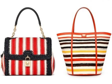 Яркие сумки-плетенки для лета 2013 — фото 13