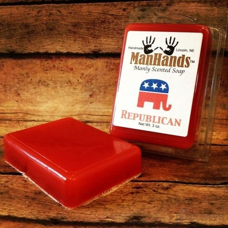 Мыло для республиканцев
