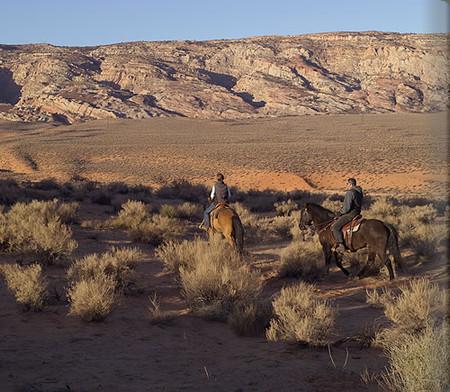 Отель Амангири, затерянный в пустыне Юта — фото 15