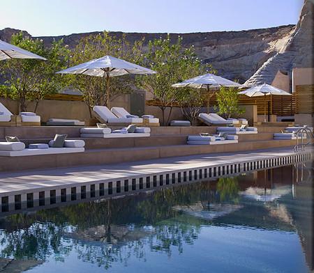 Отель Амангири, затерянный в пустыне Юта — фото 10