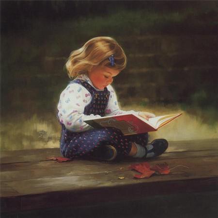 Очарование детства в творчестве Дональда Золана — фото 12