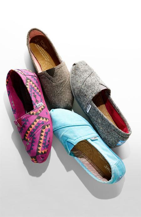 Обувь TOMS: доступно,  удобно и очень модно — фото 3