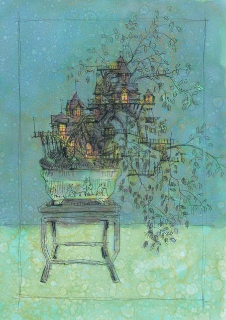 Бонсай от Таканори Аиба: восточное искусство миниатюрного сада, доведенное до совершенства. — фото 7