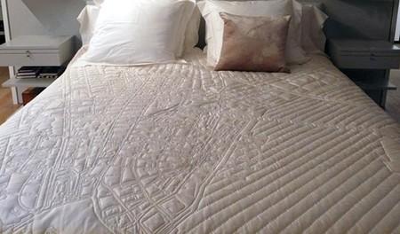 В незнакомом городе поможет одеяло? Проект Soft Maps – текстильные карты. — фото 6