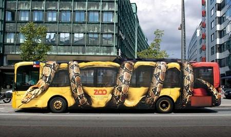 Это реклама зоопарка в Копенгагене