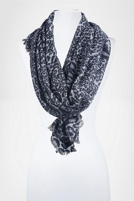 Аксессуары от королевы стиля - шарфы и платки от Diane von Furstenberg — фото 14