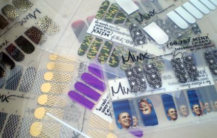 Minx - новое слово в дизайне ногтей — фото 4