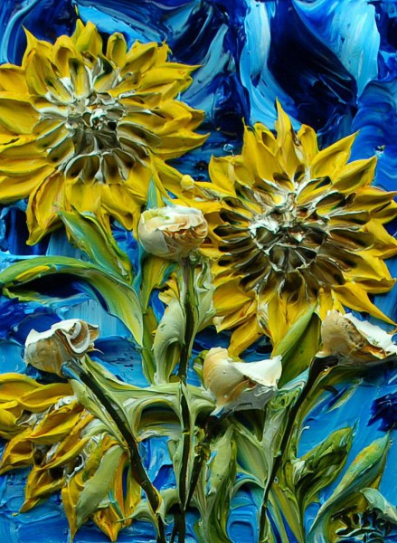 Необычные объемные картины Джастина Геффри — фото 4
