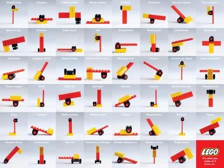 Креативные рекламные кампании конструктора LEGO — фото 15