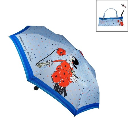 Нескучные зонты от  Moschino Cheap & Chic — фото 22
