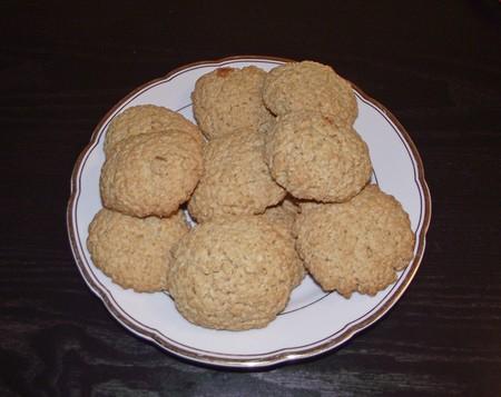 Домашнее овсяное печенье. Что может быть проще! — фото 1
