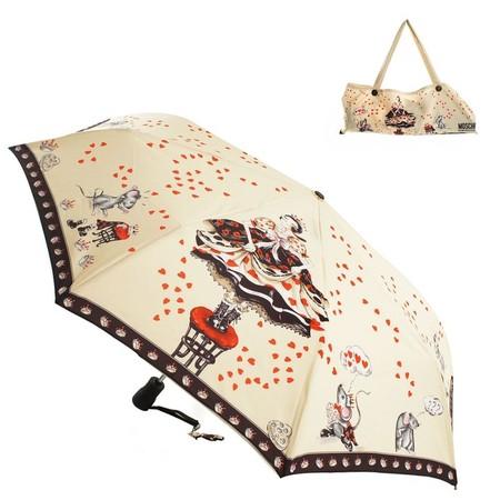 Нескучные зонты от  Moschino Cheap & Chic — фото 7