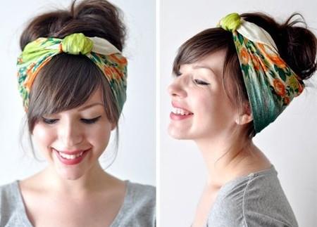 Нескромные косынки - модный тренд лета 2012 — фото 11