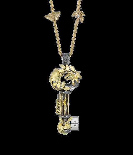 Оригинальный дизайн в драгоценном исполнении: украшения от Theo Fennell — фото 10