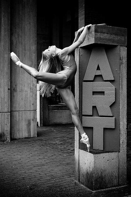 Торжество грации и пластики - фотографии балерин от Vihao Pham — фото 11