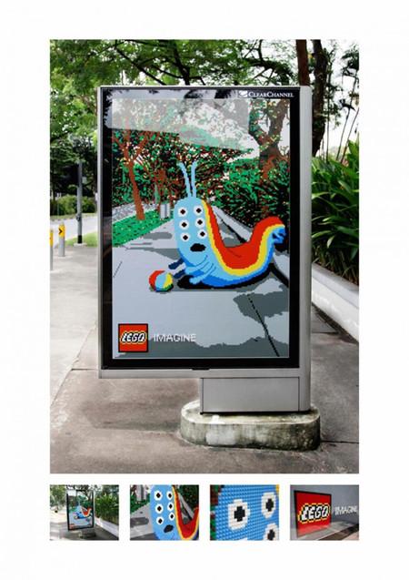 Креативные рекламные кампании конструктора LEGO — фото 7