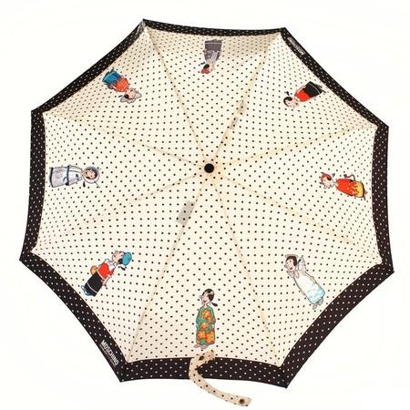 Нескучные зонты от  Moschino Cheap & Chic — фото 16