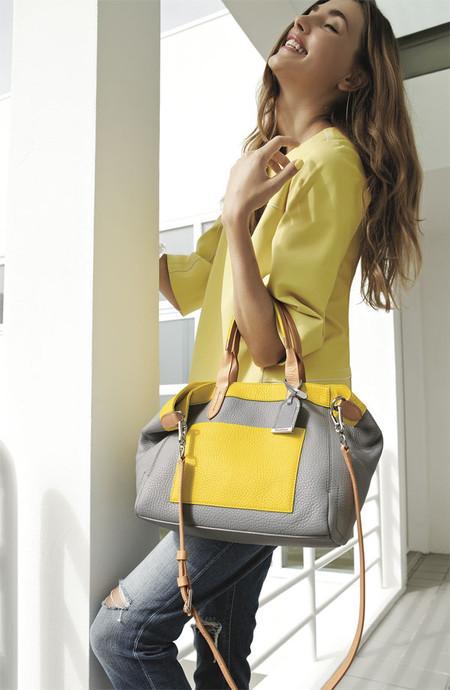 Модные сумки в стиле Color block - воплощение универсальности — фото 17