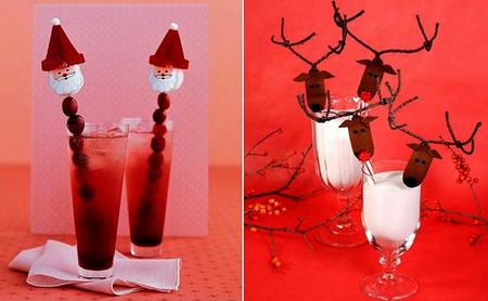 Новогодний декор для праздничных угощений — фото 23