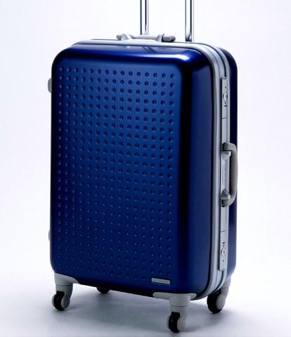 Самый сдержанный в коллекции Jelly Bean — темно-синий чемодан