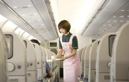 Лайнер Hello Kitty, приводящий в восторг тайваньских пассажиров. — фото 4