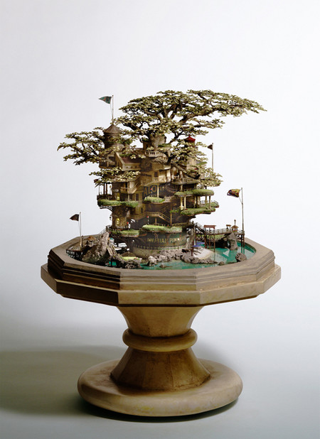 Бонсай от Таканори Аиба: восточное искусство миниатюрного сада, доведенное до совершенства. — фото 10