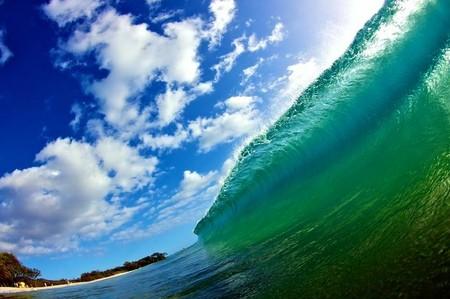 Фотографии Кенжи Кромана: в самом сердце океанской волны — фото 7