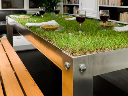 Пикник круглый год - дизайнерский проект picNYC Table — фото 1