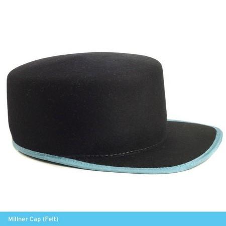 Фетровая шляпка от Mio - стильно, ярко и неповторимо — фото 9