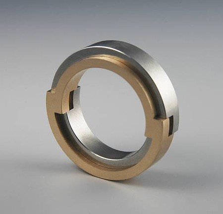 Еще один вариант обручального кольца