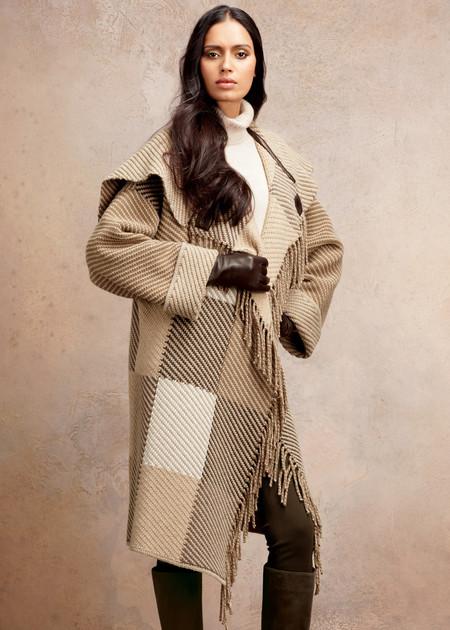 Уютно, элегантно и стильно – пальто от Lafayette 148 New York — фото 1