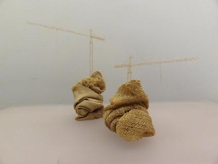 Скульптуры из ниток от японского художника  Takahiro Iwasaki — фото 3