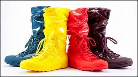 Резиновые сапоги-кроссовки от Nike